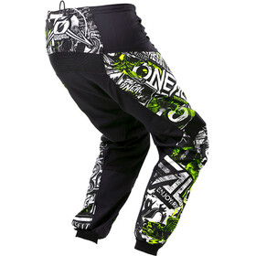 ONeal Element Pants Youth ATTACK black/hi-viz
